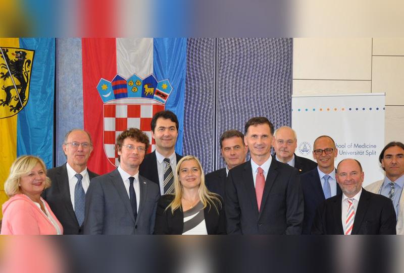 Studenti iz Bavarske upisuju prvu akademsku godinu na Medicinskom fakultetu