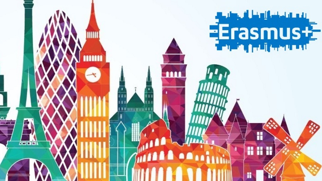 New web page for ERASMUS+ Programme