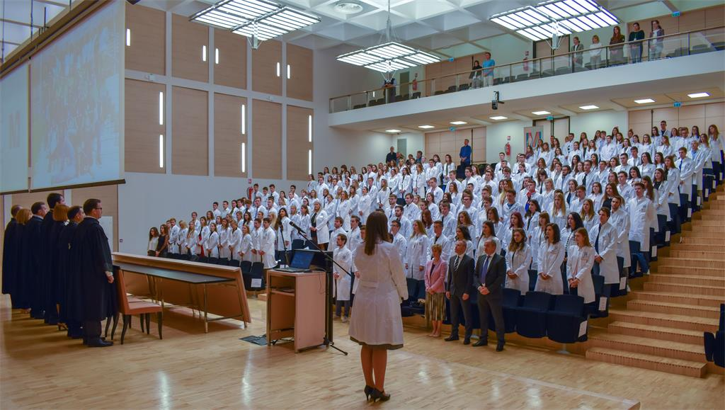 Nova ak. god. 2019./2020. - White Coat Ceremony - 30. 9. 2019. - fotogalerija