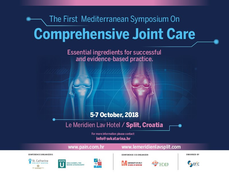 The First Mediterranean Symposium On Comprehensive Joint Care – students experiences
