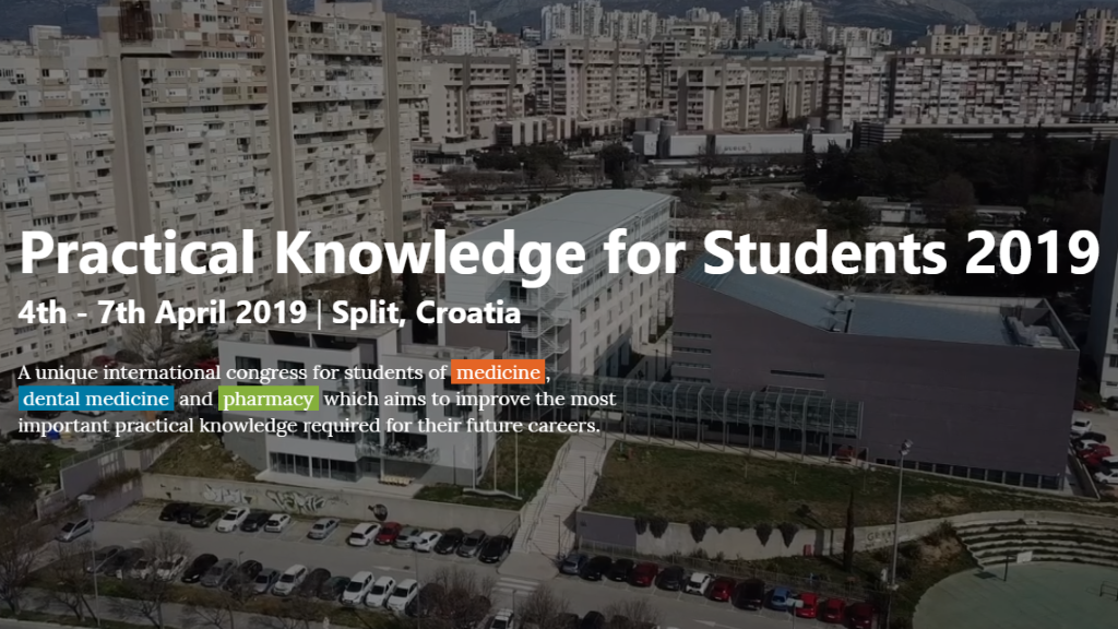 International Congress Practical Knowledge for Students 2019