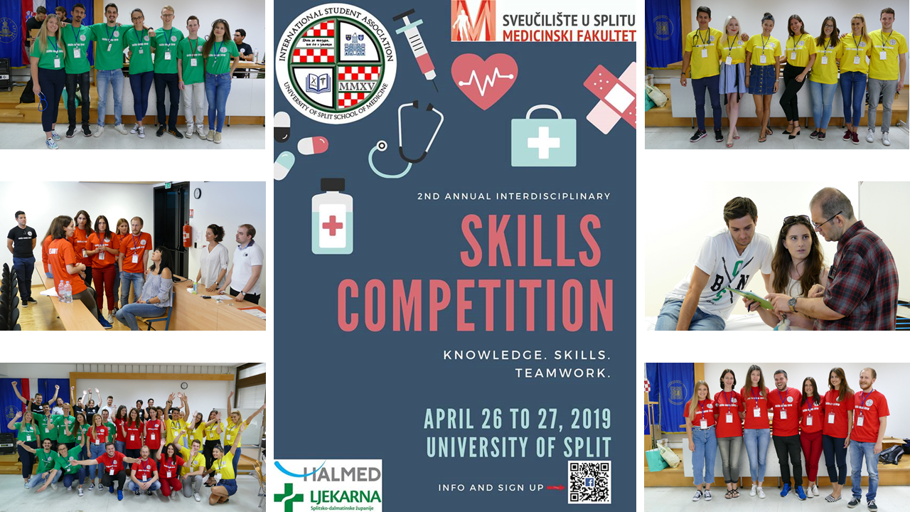 2nd Interdisciplinary Skills Competition 2019