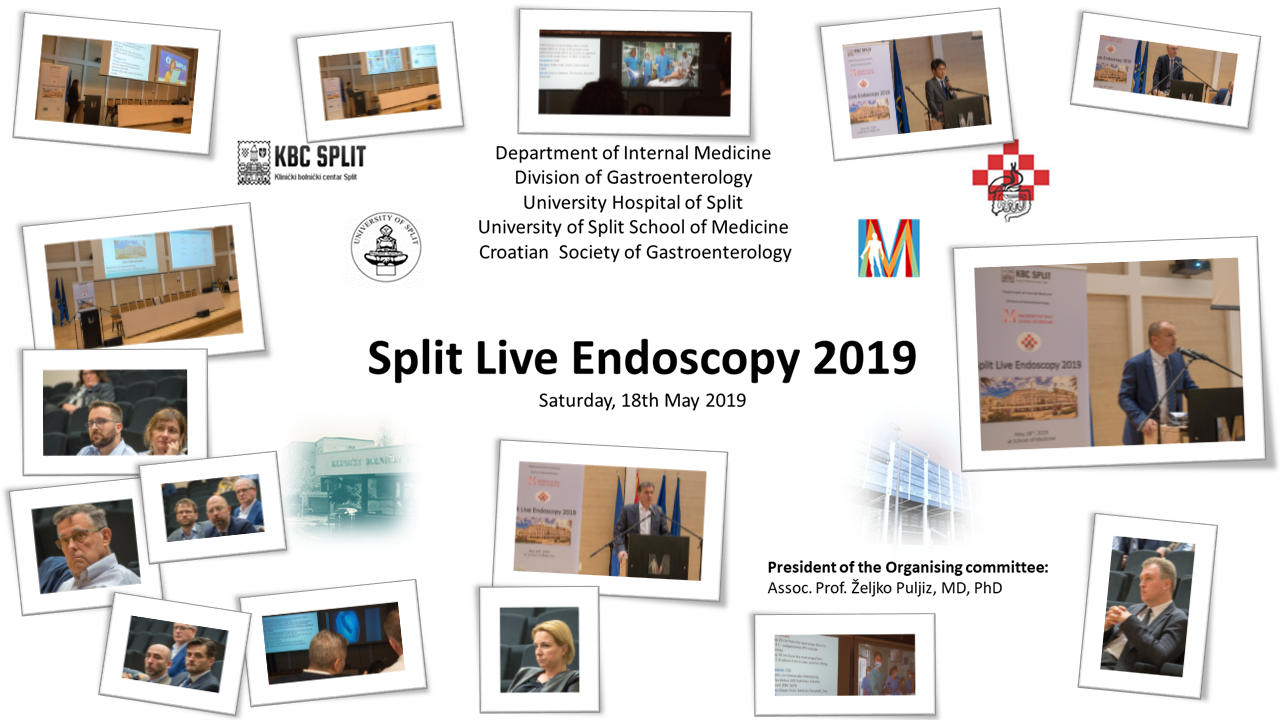 Split Live Endoscopy 2019, Saturday, May 18  - fotogalerija