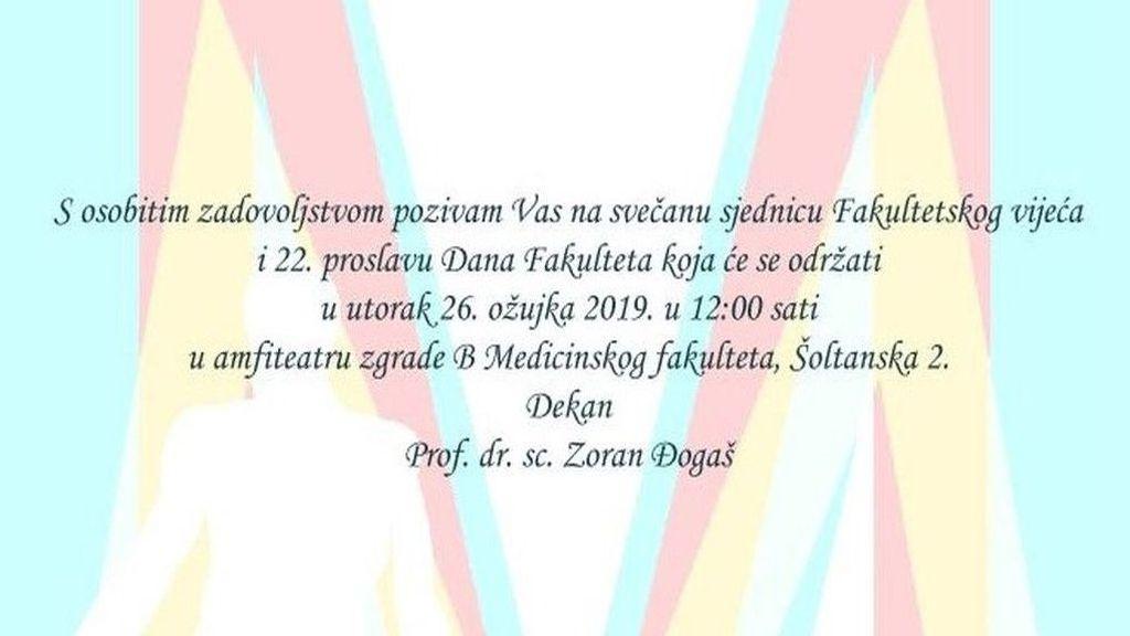 Dan Medicinskog fakulteta u Splitu 2019.
