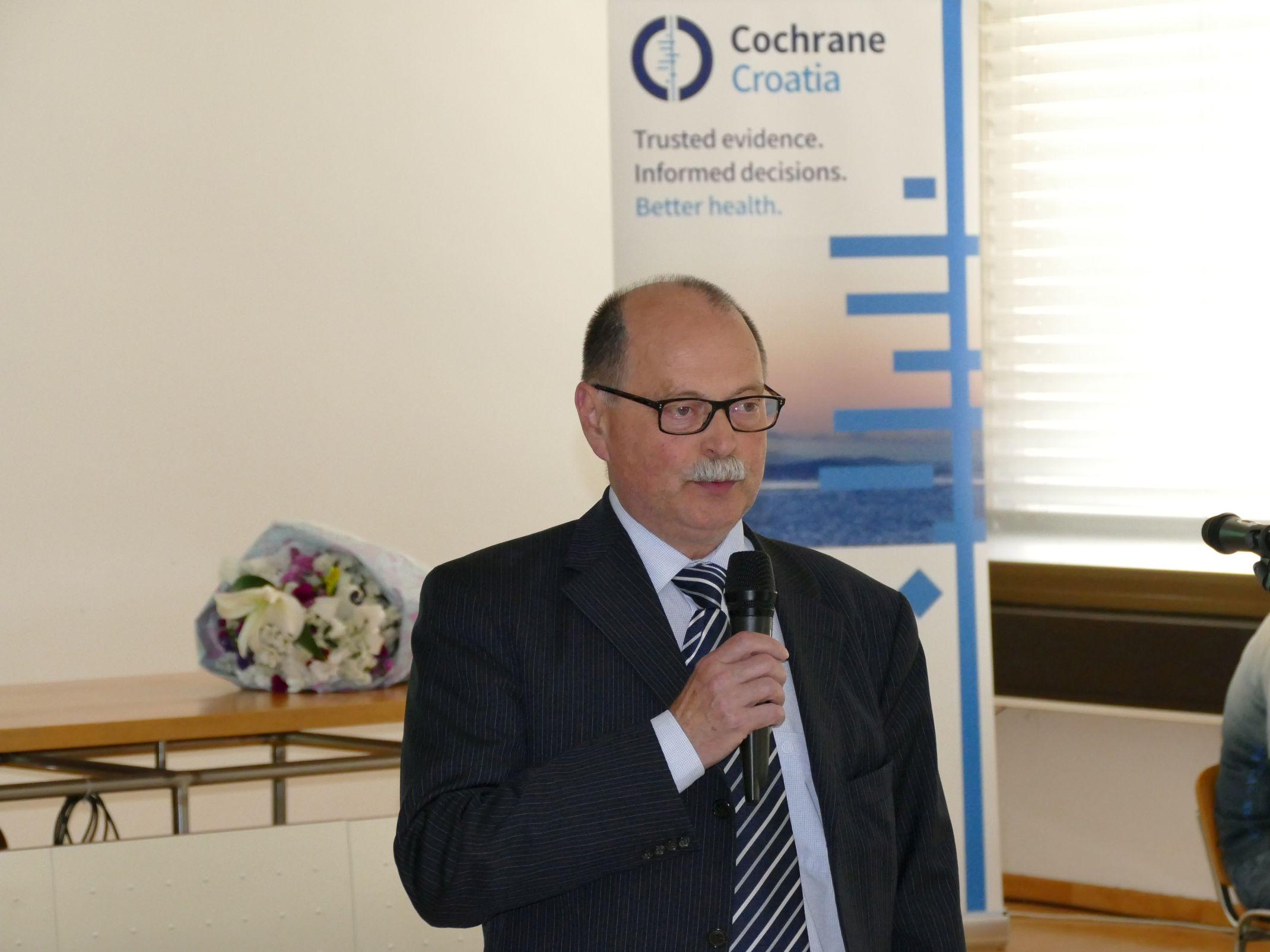 9. Hrvatski Cochrane simpozij - fotogalerija