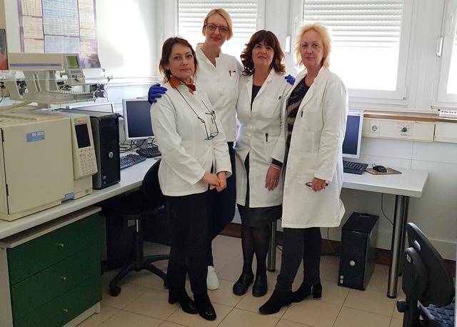 Istraživačka skupina za detekciju i određivanje sredstava ovisnosti