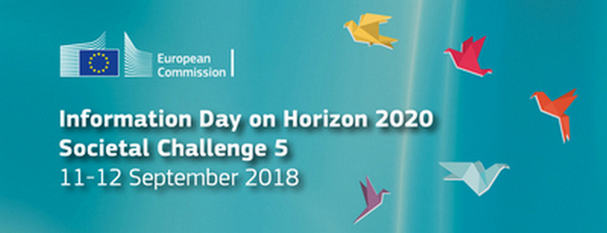 Horizon 2020 SC5 (Climate Action) Information & Networking Days