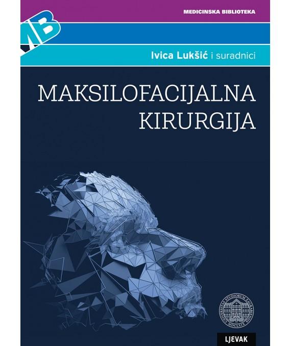 Novi udžbenik iz Maksilofacijalne kirurgije