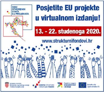 Dani otvorenih vrata EU fondova Sveučilišta u Splitu